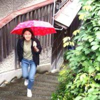 雨が待ち遠しくなる♡マリメッコ(Marimekko)のキュートな傘のコーデ集♪