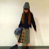 伝統的キルトスカート【オニールオブダブリン】で楽しむトラッドコーデスタイル☆