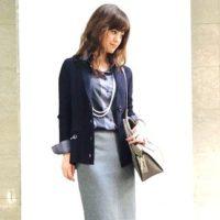 豊富なデザインと美シルエット♡NARACAMICIEでつくる大人きちんとスタイル