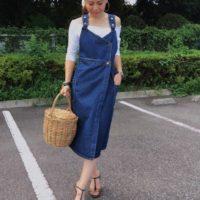 I LOVEカゴバッグ!私らしく着こなす夏のカゴバッグファッションコーデ特集!!