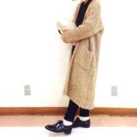冬コーデのアクセントアイテム!すてきな靴下のコーディネート集♥︎