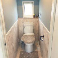 トイレカバーでシンプルなトイレをスタイリッシュに変身させよう!