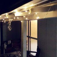 LEDデコレーションライトでとことん楽しむ!「夏の宵」インテリア・エクステリア☆