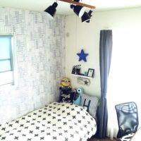 男の子部屋はかっこよく!赤ちゃんの頃から独立まで、段階別のインテリア実例集♪