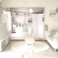 白で統一されたお部屋♡白インテリアコレクションを見てよう♪