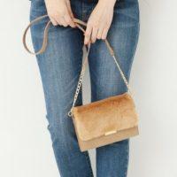 気軽なお出かけに最適!お財布とバッグが一緒になったお財布バッグ