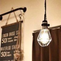 LEDも登場!オレンジ色のやさしい光に包まれるエジソンランプで家の中をおしゃれにでレトロな雰囲気に☆