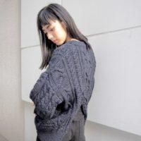 EMODA(エモダ)の個性的なセーターでつくるモードなニットスタイル集