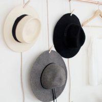 どんな風に収納してる?アクセサリーに帽子にバッグの素敵な収納法♡