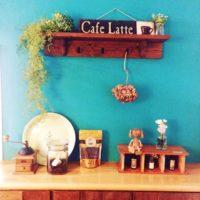素敵コラボ☆「いなざうるす屋×niko and…」のフェイクグリーンでお部屋に癒しの空間を♪