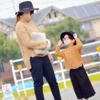 ママ必見!子供と一緒におしゃれしたい♡親子リンクコーデの基本を学ぼう♪