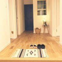 玄関マットは玄関のイメージを変えるのに優れたアイテム。玄関マットをいろいろご紹介♡