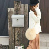 OZOC(オゾック)のロングスカートで大人女子コーデ♡素敵な着こなしをご紹介