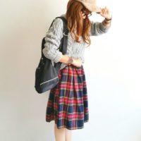 トレンドアイテムをプチプラでGET!しまむらでかわいいスカートを見つけて!