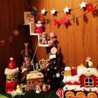 こんなクリスマスディスプレイ素敵!真似してみたい♡クリスマスディスプレイ