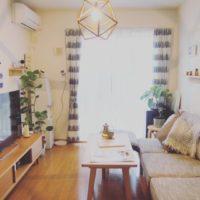 リーズナブルな価格なのにおしゃれ♪お部屋の雰囲気ががらりと変わる、ニトリのカーテンで素敵な窓の演出を♡