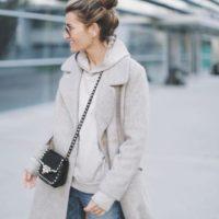 小技を効かせて楽しむ☆冬の季節のエフォートレスシックなファッションスタイル