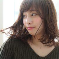 セミロング髪型100選!アレンジ次第で上品から可愛らしさまで表現できる☆