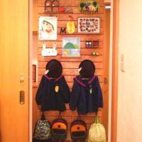 保育園、幼稚園の準備♪子どもと楽しく片付け出来る園グッズの収納実例☆