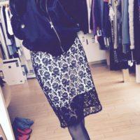 冬も楽しめる!あったかくてカワイイH&Mのスカートコーデ♡