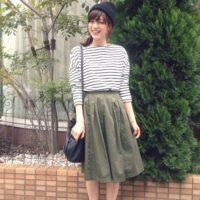 ファッションに春の気配を!ふんわりフレアスカートで大人可愛く旬コーデ☆