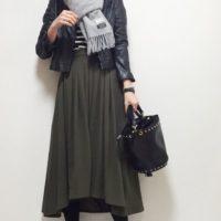 プチプラ大好き♡しまむらスカートをオシャレに着こなそう!