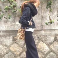 しなやかに美しく活動的に♪ユニクロのメリノブレンドリブスカートで大人女子感MAXコーデ♡