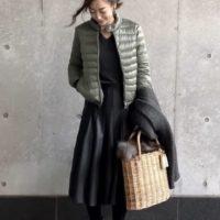 ZARAのスカートでまだまだ寒い季節でもおしゃれを楽しもう!