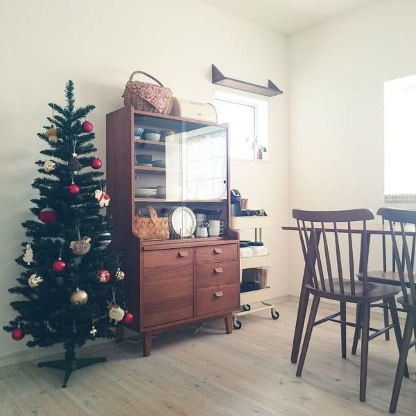 unicoのおすすめ家具⑪KURT(クルト)カップボード ブラウン