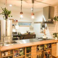 お料理上手になろう!楽しく調理できそうなキッチンカウンターをご紹介☆