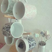 マグツリーを使った見せる収納でお気に入りの食器をおしゃれに見せちゃおう!