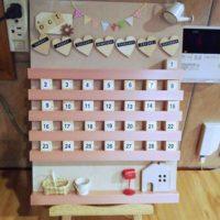 万年カレンダーをDIY!100均の材料で作るお洒落なカレンダーご紹介♡