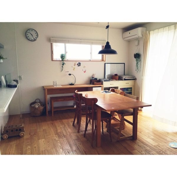 unicoのおすすめ家具⑨LIBERO(リベロ) エクステンションテーブル
