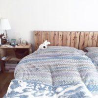 お洒落なヘッドボードに替えて、ベッドルームの雰囲気をガラリと変えてみませんか?