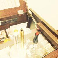 コスメ収納を使ってお部屋もスッキリ可愛らしく♪お気に入りのコスメ収納を見つけよう!