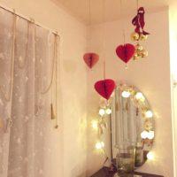 海外映画のような空間♡お家デートをするならロマンティックなインテリアコーデはいかが♪