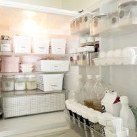 冷蔵庫をきれいにスッキリ♪ダイソーのアイテムで冷蔵庫収納アイデア集☆
