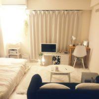 オトナ女子のシングルルームはこだわり盛りだくさんで暮らしたい♪