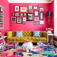 いくつになってもピンクが好き♡ピンクを基調としたオシャレなインテリアコーディネート集