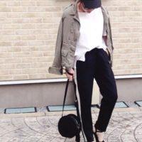 バッグも春モードに変えていこう!大人可愛いZARAのバッグコーデをご紹介♡