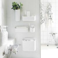 お風呂場をすっきり収納!アイテム別収納アイデア50選