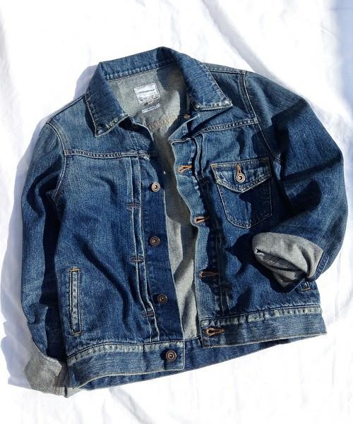 ◆TODAYFUL デニムシーンズジャケット  ライフスタイルのトータルブランド「 LIFE's」のオリジナルブランド「TODAYFUL」の軽くやわらかいデニムジャケット。少し大きめのサイズでゆったり着ることができます。