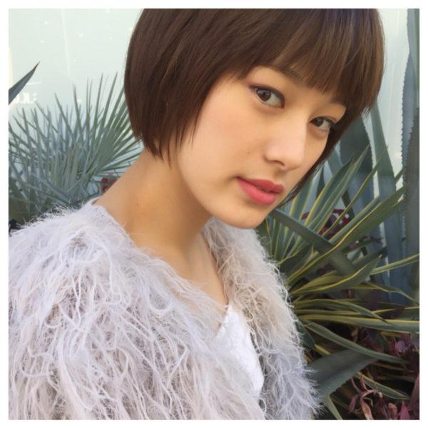 【ショート】前髪ぱっつん髪型集10