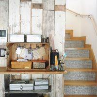 意外なリメイクスペース☆おしゃれな階段リメイクのアイデア実例12選
