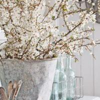 春が待ちきれない!桜モチーフを取り入れた海外のおしゃれなインテリア
