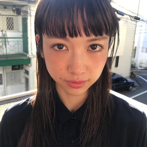 【ロング】前髪ぱっつん髪型集11