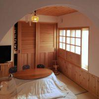4畳半レイアウト実例集☆狭い部屋を広く使うアイデアをご紹介!