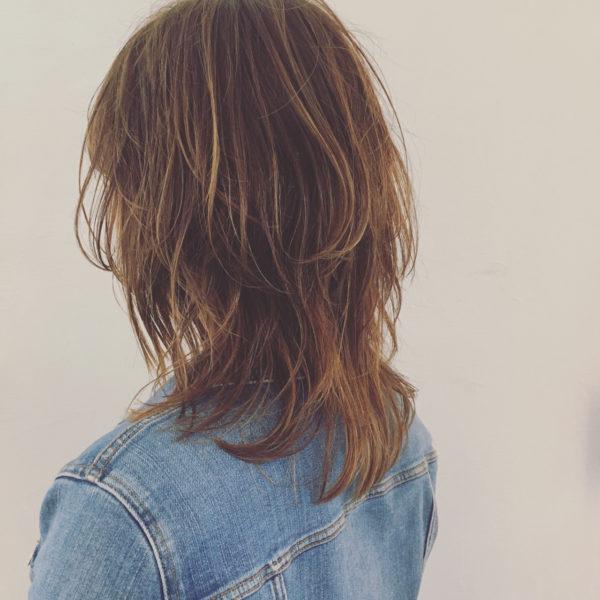 ウルフカットが進化して登場!髪の長さ別おすすめヘアスタイルを
