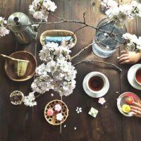 おうちに桜のある暮らし♡桜の花を使ったインテリアコーデ集
