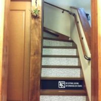 階段だってオシャレにしたい!リメイクしてステキになった階段特集☆